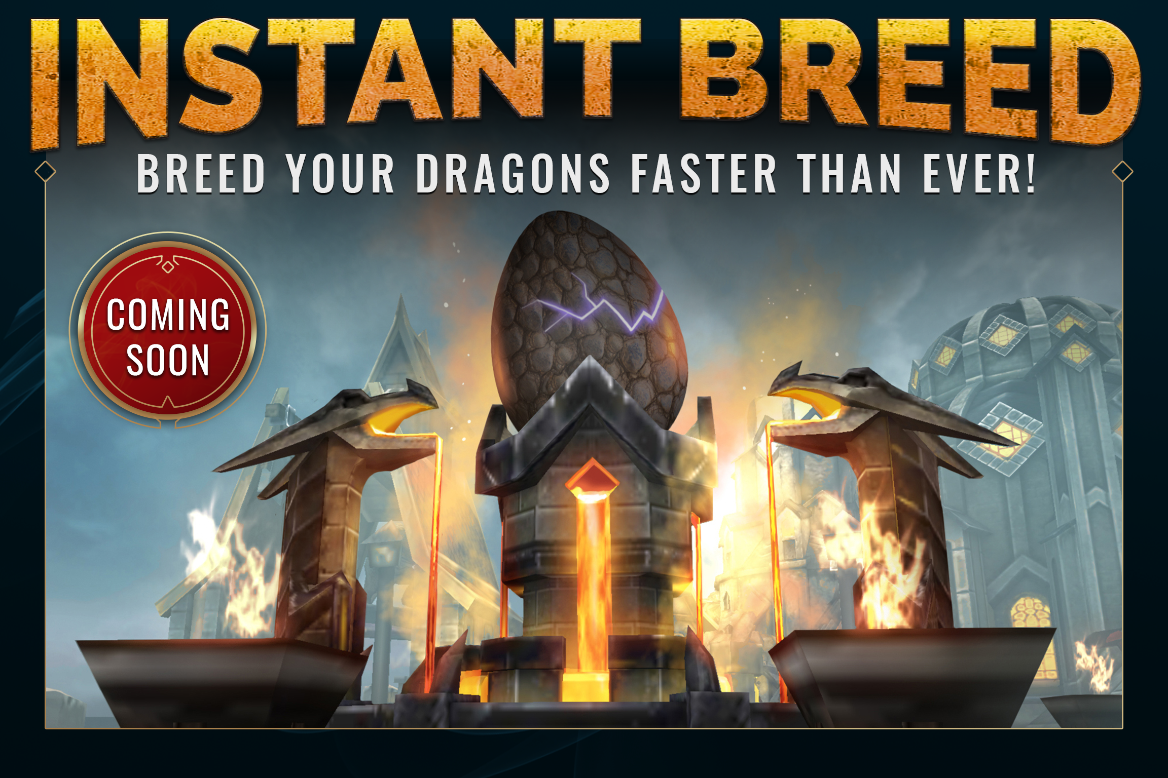 War Dragons - Instant Breed