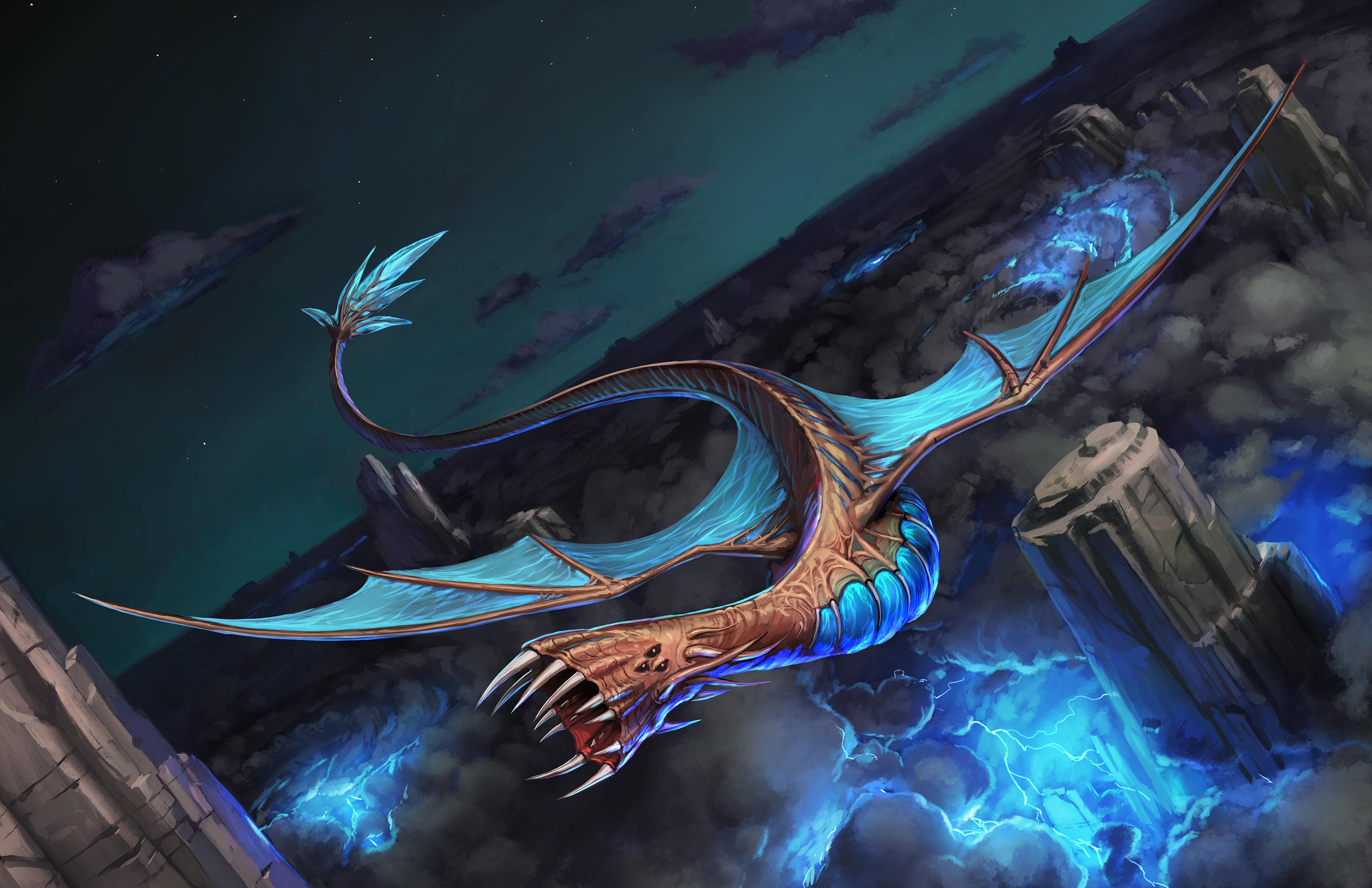 War Dragons  - Annelid