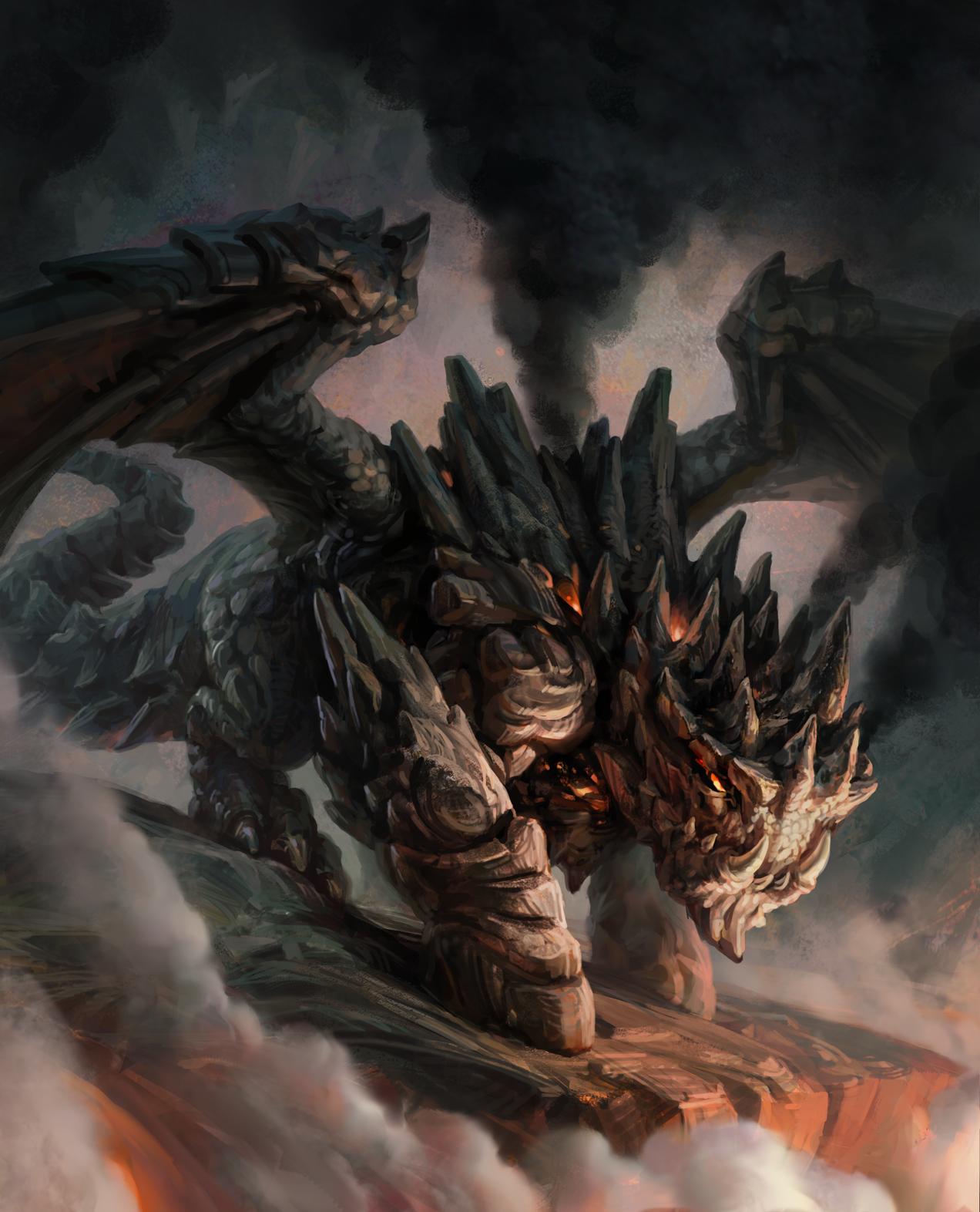War Dragons - Caldur